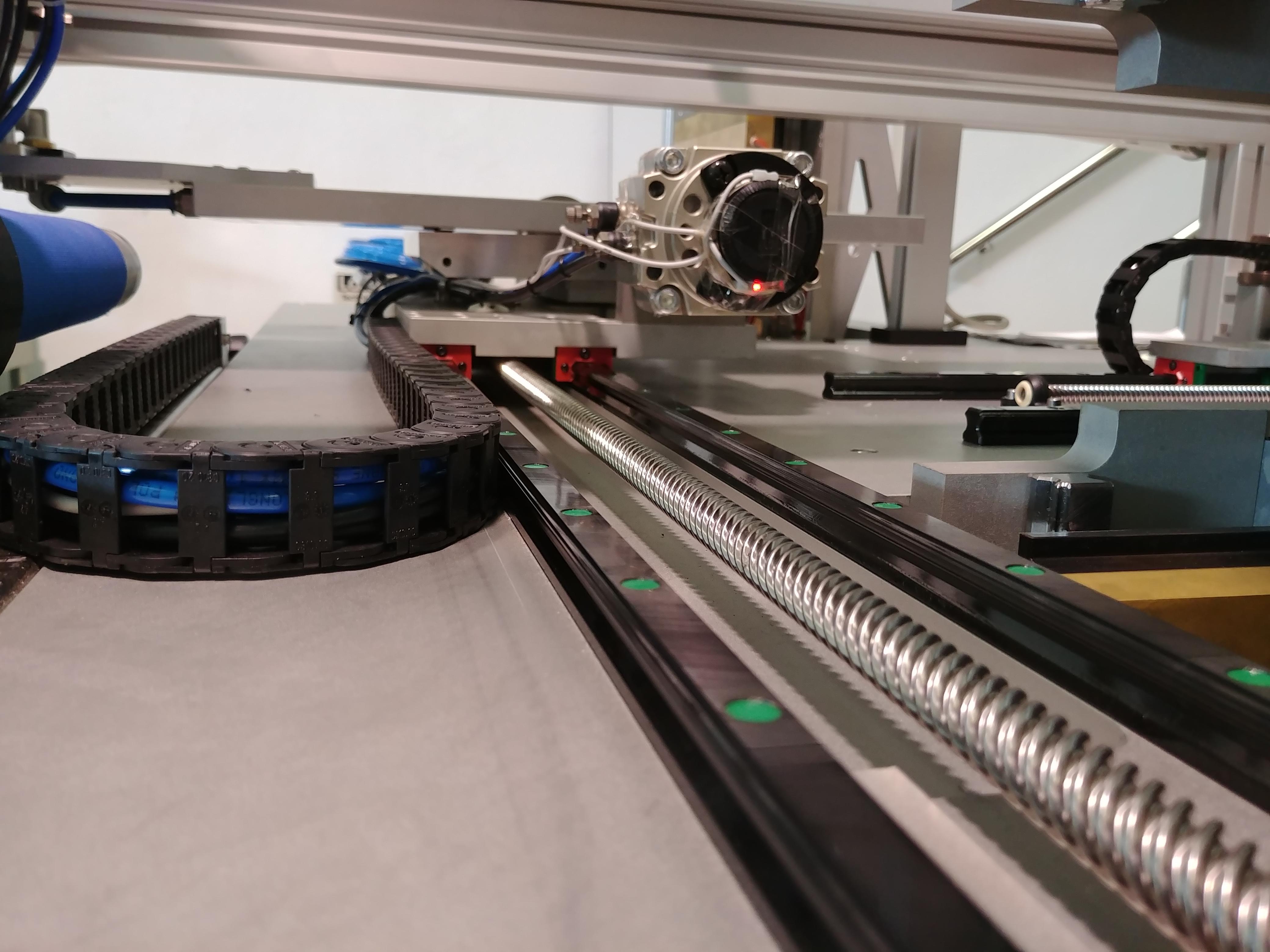 Battery assembly line