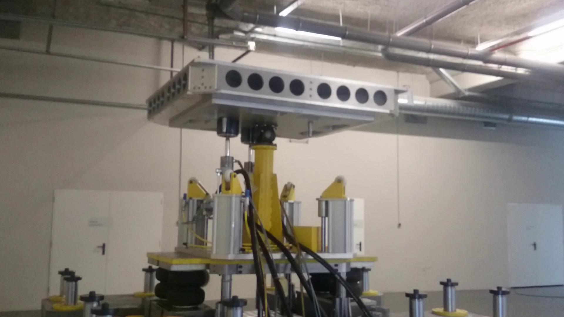 Testing Vibration Table – ITENE